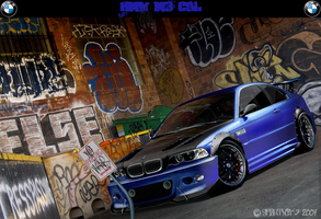 bmw m3 by spoutnik3