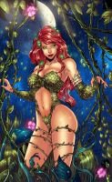 Poison Ivy by gleidsonaraujo