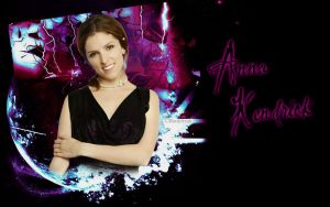Anna Kendrick Wallpaper by Bookfreak25