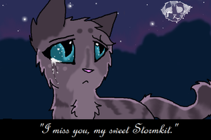 :contest entry: ~my sweet stormkit..~ by owls1999