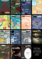 TnT Artbook Posters by BrunaBrito