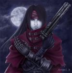 Vincent Valentine by Angel-Dark