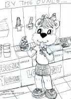 Yogurt Bear by Artytoons