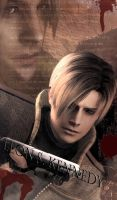 Resident Evil Leon S. Kennedy by Ada-hime