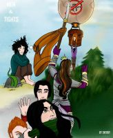 LoK:Sarafan's tights #0 (cover) . by Sverdy