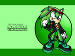 Sonic Channel +Scourge the Hedgehog+ by XEver-Blue-ZoneCopX
