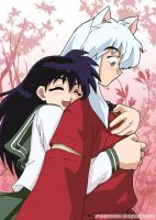 Surprise, Inuyasha by fer-nanda-ssk