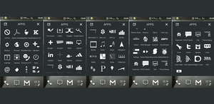 Naked Simplicity Theme Pack by billiboy107