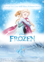 Frozen - An Act of True Love by gale015