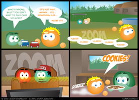 SC370 - Aquarius Thanksgiving 10 by simpleCOMICS