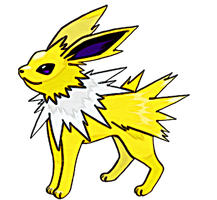 Jolteon by Skylight1989