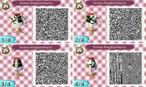 Ventus' Top QR Code by OceanSummoner13