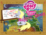 MLP: Muffin Quest by Pharaoh-Yami