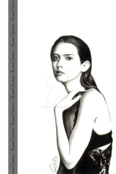 Ann Ward by RusselSantos
