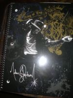 mj notebook by filmcity