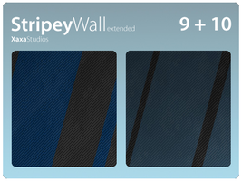 StripeyWall extended by zpodseven
