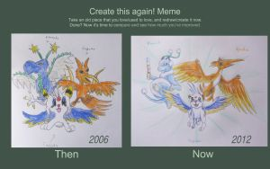 Draw again - meme by Kanis-Major