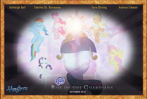 Ponies: Rise of the Guardians by TechnoColt