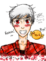 The Awesome Prussia by Snicket-Chan