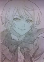 The annoying cutie Alois Trancy by mochiprincess