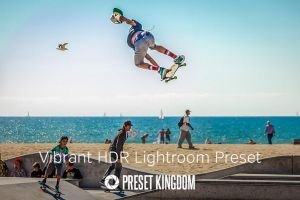 Free Vibrant Colors HDR Lightroom Preset by presetkingdom
