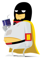 Space Ghost! by SenorDoom