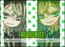Action XII by Thoxiic-Editions
