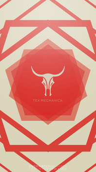 Destiny Tex Mechanica Mobile Wallpaper (Clean) by OverwatchGraphics