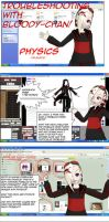 Ask Bloody-Chan: Physics Basics by Ask-BloodyChan