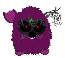 Withered Bonnie (Furby Version) by Lizzythepony
