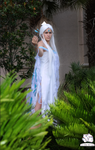 Metrocon2014: Raava: Poise by momo-chan59