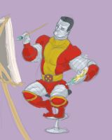 C is for Colossus by pmaestro