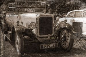 G92 0233Classic Car by Partists
