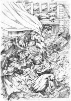 Batman vs Superman 04 by MARCIOABREU7