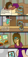 Dragon's Jurney Chapter One Page Two by MynameisDragon