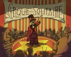 Cirque Solitaire by Lundsfryd