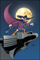 darkwing duck by stevesafir