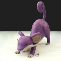 Rattata by ivyimagery