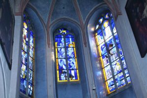 windows in church 4 by ingeline-art