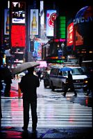 Man in rain by Guy-with-the-guitar