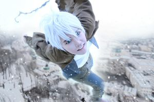 Jack Frost-Weeeeee!!! I believe I can fly!!! LOL by Lookplu8