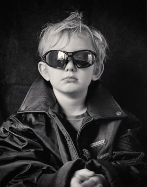 The Young and Cool Biker 03 by HorstSchmier