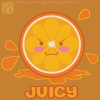 Juicy Orange by Naryu