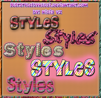 Styles 001 by juststyleJByKUDAI