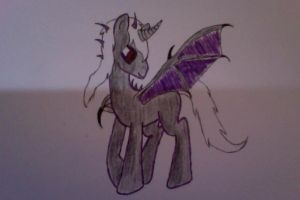 Charlie The Unicorn Nightmare Form by RoyalCanterlot-RPS