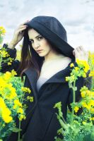 Mariana in the yellow by pedraxas