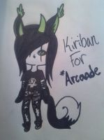 Kiriban For *Arcaade by Stryderv