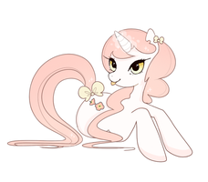 My Little Pony Adoptable - Primrose by stickyfruit