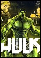 HULK by C-CLANCY