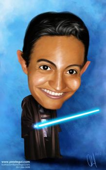 CESAR SKYWALKER by Prestegui